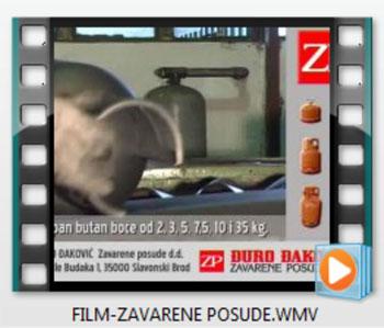FILM ZAVARENE POSUDE