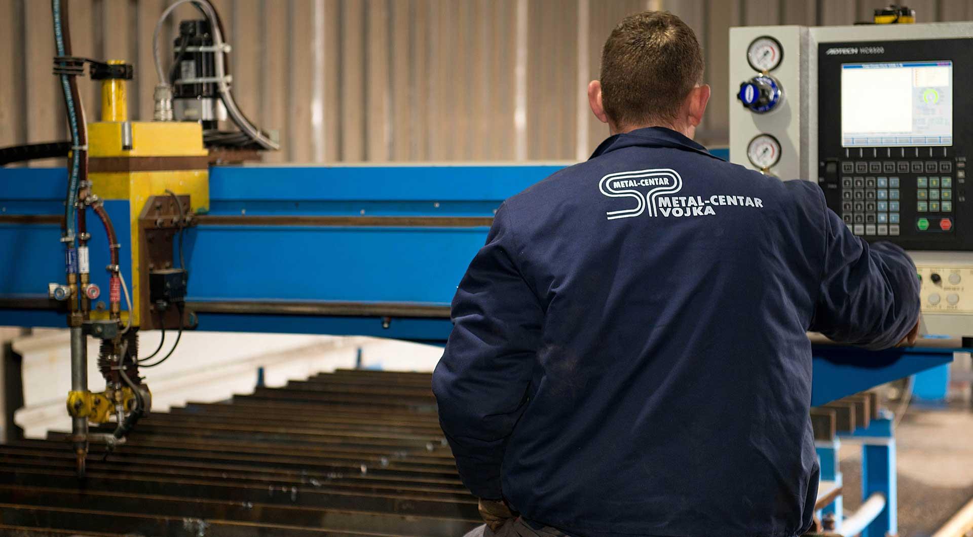 Gasno sečenje lima na meru CNC